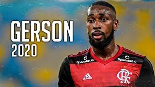 Gerson - Flamengo - Amazing Skills,Goals & Assists | 2020/2021