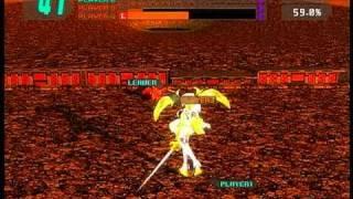 電脳戦機バーチャロンフォース フレンド対戦02