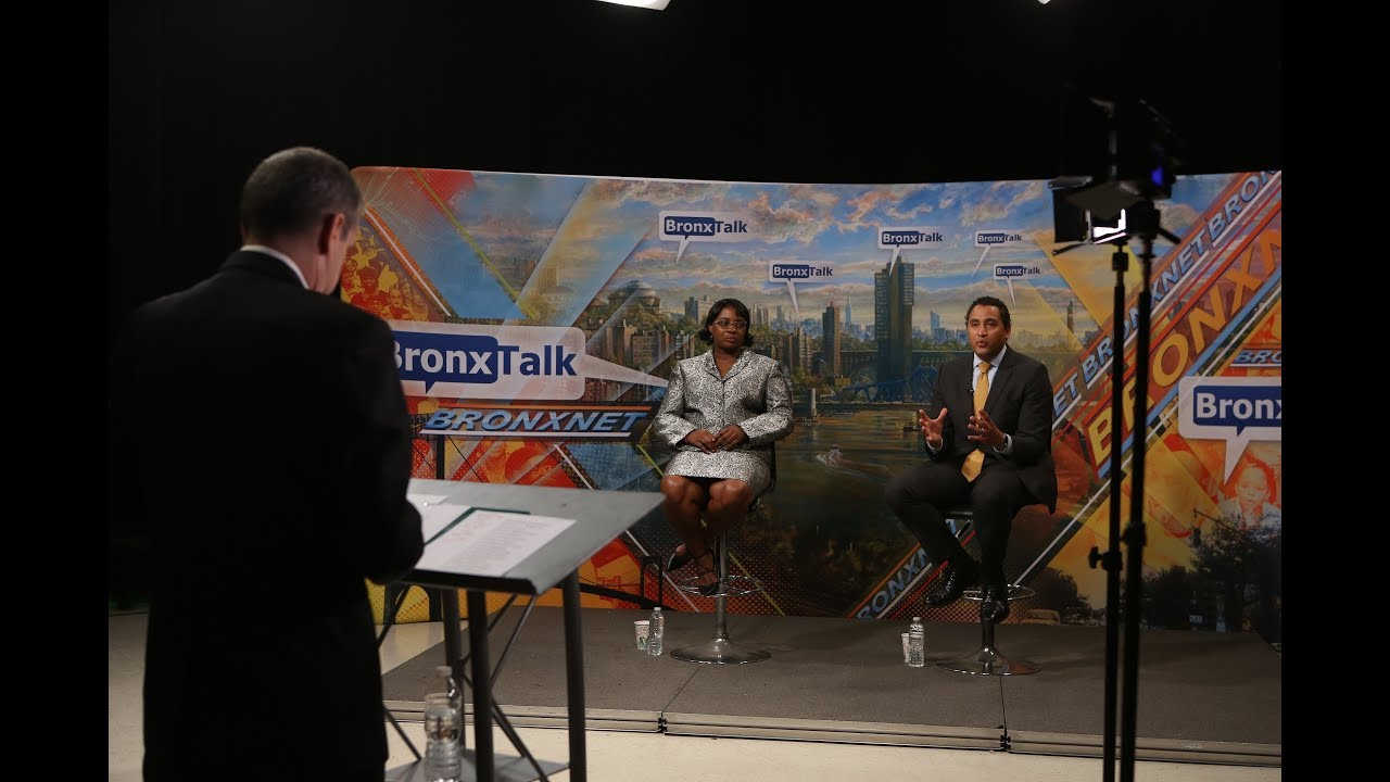 BronxTalk 8th Council District Primary Debate