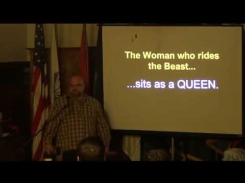 The Whore Sits As A Queen Revelation 18:7-8 1of2-bbfohio