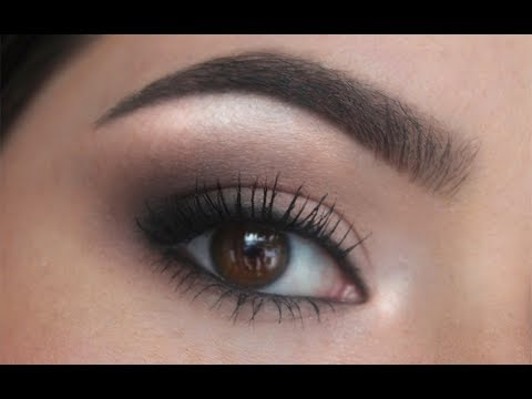 Simple Smokey Eye For Beginners ♡