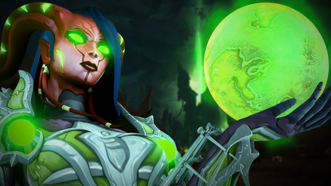 The Aliens That DOOMED The Warcraft Universe