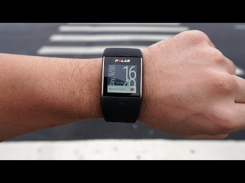 Polar M600 First Look: Serious Fitness meets Android Wear