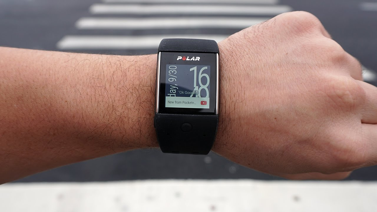 polar m600 first look serious fitness meets android wear