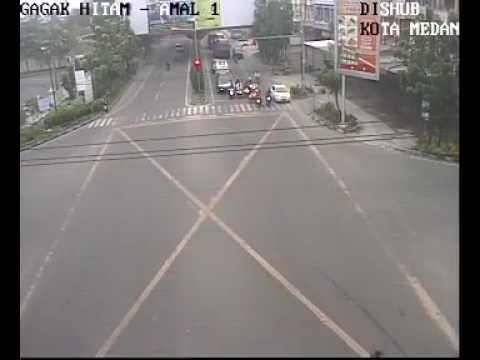 Kecelakaan maut di Ringroad/jalan Gagak Hitam Kota Medan