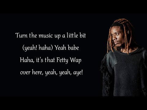 Fetty Wap - Different Now (Lyrics)