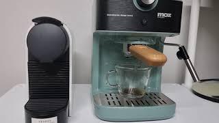 MOZ DMC 1400 커피머신.