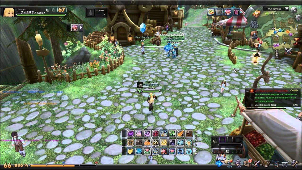 Aura Kingdom Ninja Guide Deutsch