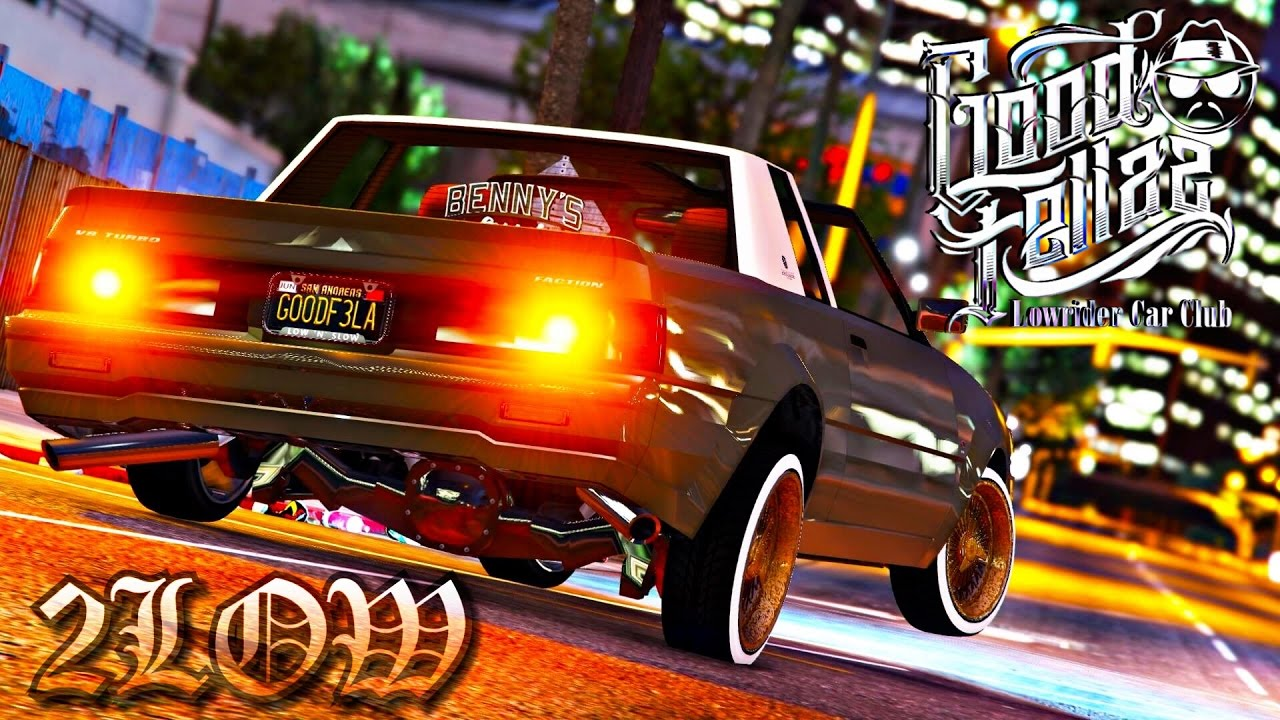 Radio Activity App Mc Frost Lovin GTA V Lowrider Car Show - Car show app