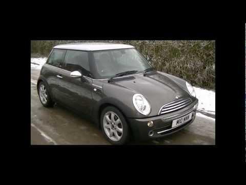 Special Edition Mini Cooper Park Lane 2005