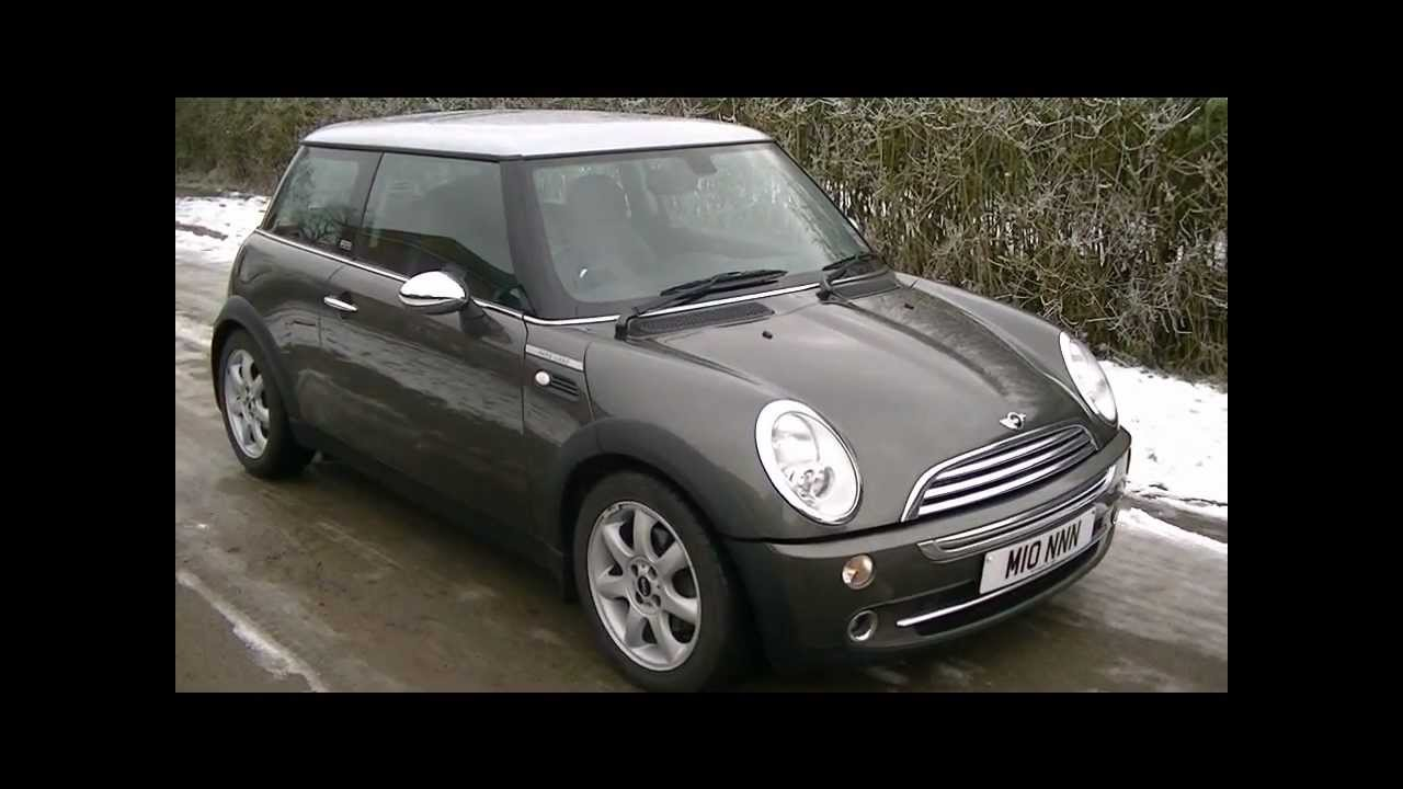 special edition mini cooper park lane 2005 youtube. Black Bedroom Furniture Sets. Home Design Ideas