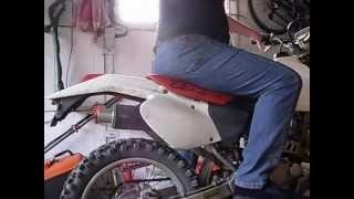 Honda XR250R FMF Powercore 4 Exhaust