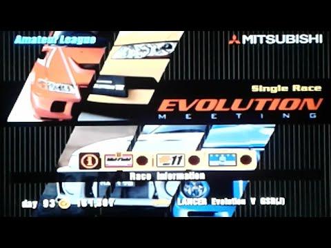 Gran Turismo 3: A-Spec - Part #24 - Evolution Meeting II (Amateur)