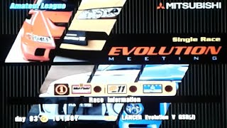 Gran Turismo 3: A-Spec - Part #24 - Evolution Meeting (Amateur)