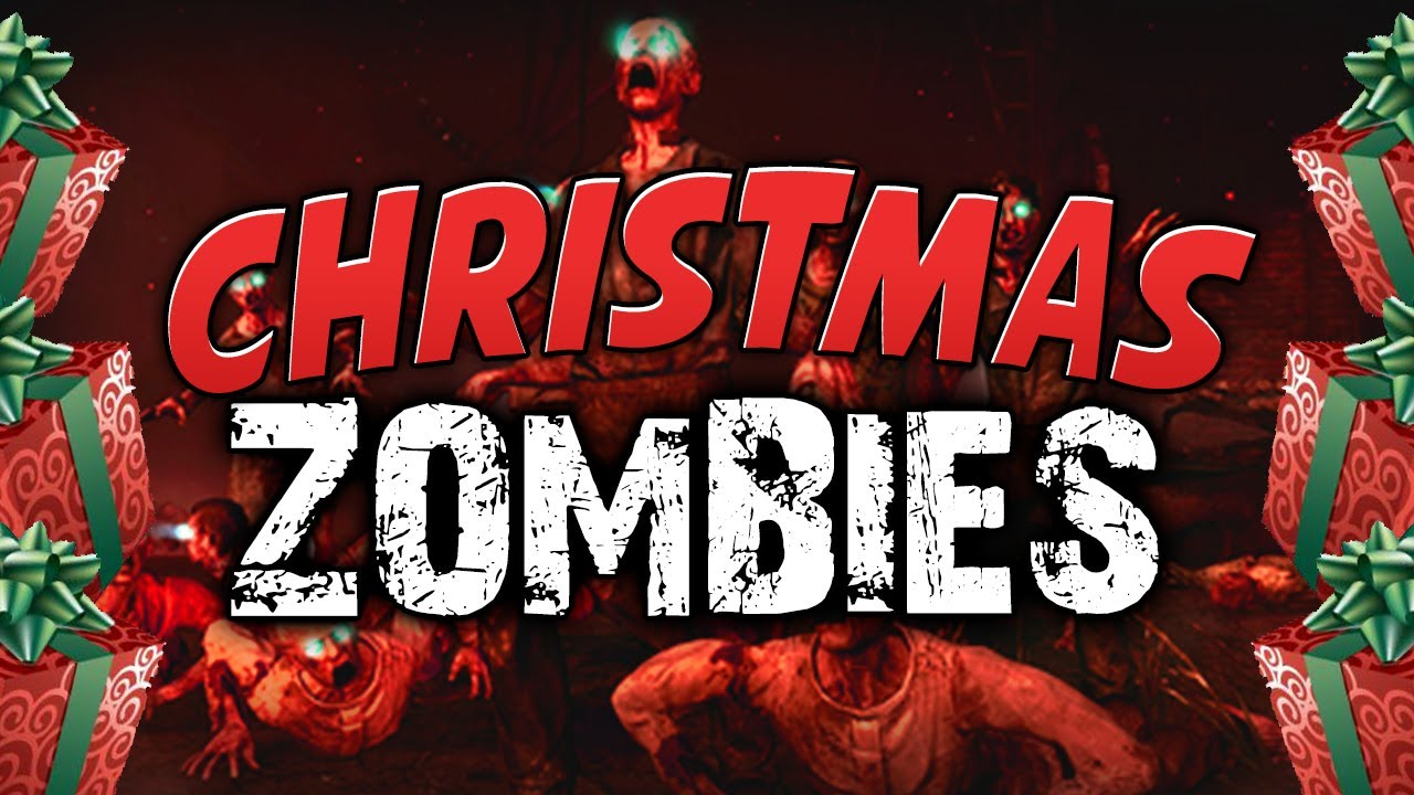CHRISTMAS ZOMBIES ☆ Call of Duty Zombies (Zombie Games) - YouTube