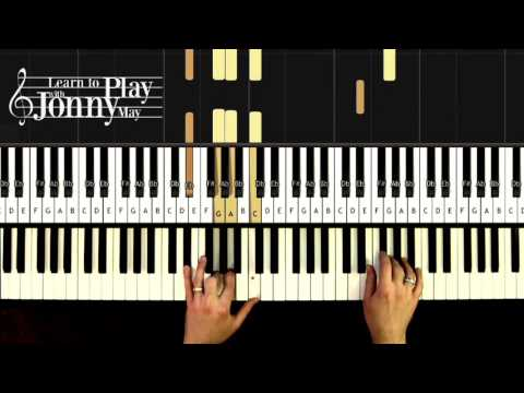 Ode to Joy Ragtime - Demo Lesson by Jonny May