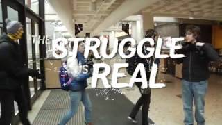 The Struggle is Real: UWM