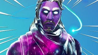 *NEW* Fortnite Galaxy Skin Gameplay (Funny Moments)