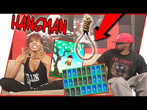 TRYING TO AVOID BEING HUNG BY MY WIFE! - Hangman Gameplay | Mobile Series Ep.38