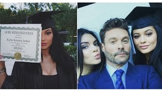 Kylie Jenners Graduation Party on Snapchat !!
