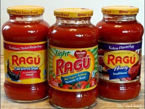 How to make spaghetti sauce like ragu