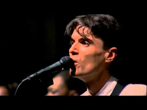 Talking Heads - Slippery People (from