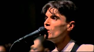 "Talking Heads - Slippery People (from ""Stop Making Sense"")"