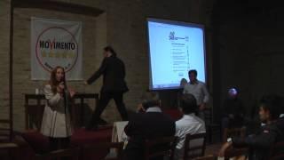 1 Maggio 2014 - Incontro con l'On. Senatrice Paola Taverna
