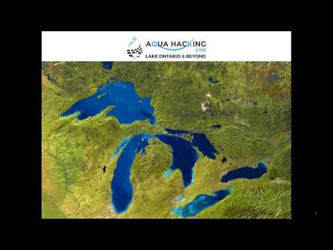 AquaHacking Challenge Webinar: Real-time Reporting of Sewage Overflow & Untreated Sewage Spills