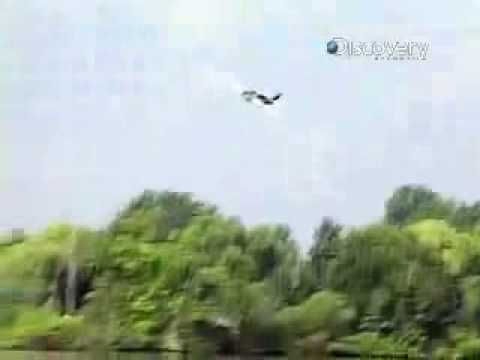 Plane Crash CAUGHT ON TAPE! - YouTube