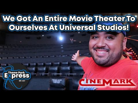 Back To The Movies After Covid! Universal Studios Cinemark Theater Review! In The Heights Review!