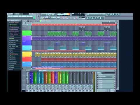Yelawolf - Daddy's Lambo Instrumental FLP Prod. by Thumbz