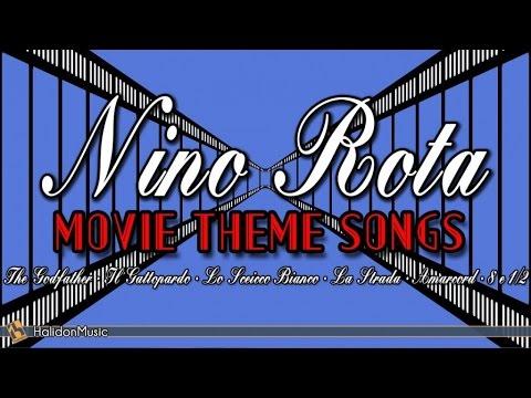 Nino Rota Movie Theme Songs Orchestral Film Music Youtube