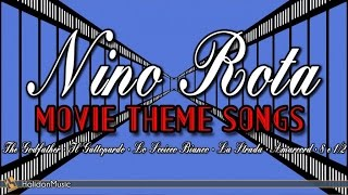 Repeat youtube video Nino Rota - Movie Theme Songs | Orchestral Film Music