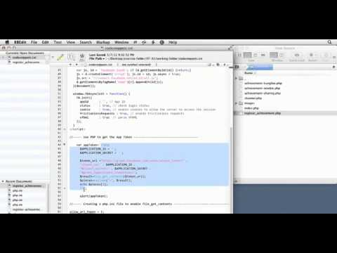 Facebook messenger bot tutorial. Easy php script example youtube.