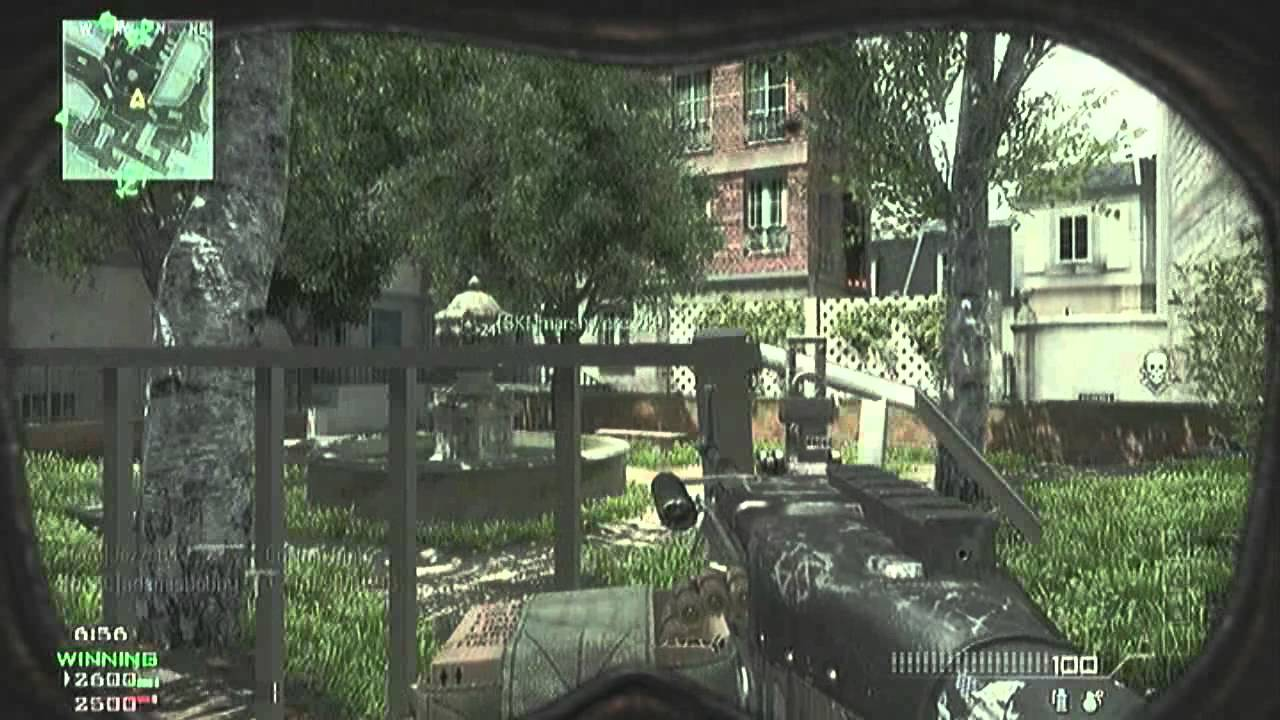 MW3: Unstoppable with juggernaut LOL - YouTube