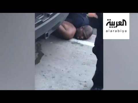 منيابولس مشتعلة احتجاجاً على قتل ضابط لأميركي من أصول إفريقية بطريقة بشعة  - نشر قبل 8 ساعة