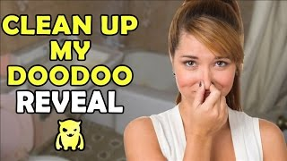 Clean Up My Doodoo Prank REVEAL - Ownage Pranks