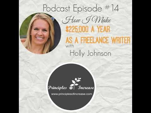 POI 14: How I Make $255,000 a Year as a Freelance Writer