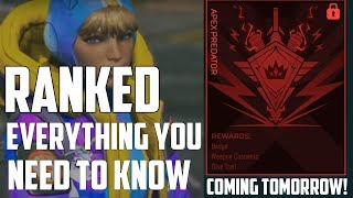 Apex Legends Ranked Mode Explained - Rewards, Rank Ups, Squads, Quitting, and More!