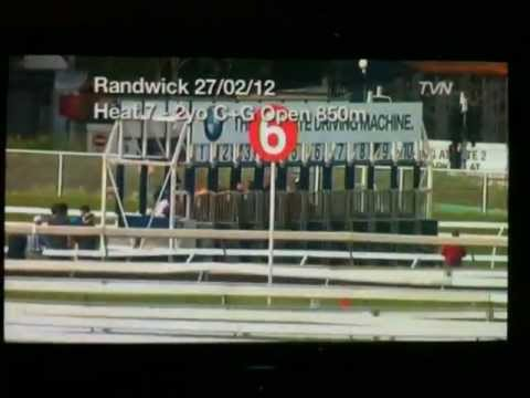 Street Justice - First Barrier Trial 27/2/2012