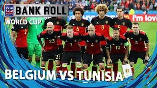 Belgium vs Tunisia | World Cup 2018 | Match Predictions