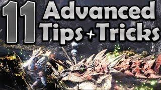 MONSTER HUNTER WORLD: 11 Advanced Tips & Tricks