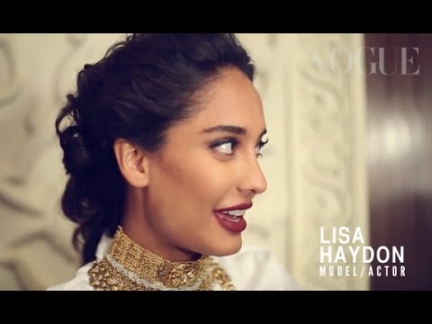 Backstage With Lisa Haydon & Kangana Ranaut - India Couture Week '14 | VOGUE India