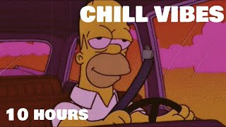 C H I L L V I B E S | Chill & aesthetic music playlist - 10 hours lofi [NO ADS]