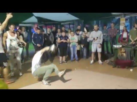Брэйк данс Битва Пермь Break-dance