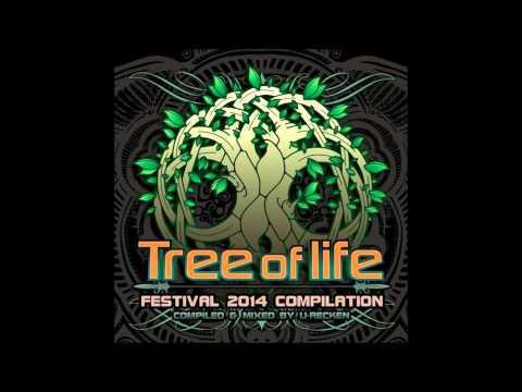 U-Recken - Tree Of Life Festival 2014 Continuous Mix ᴴᴰ