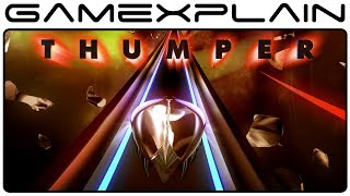 10 Minutes of Thumper Gameplay (Nintendo Switch)