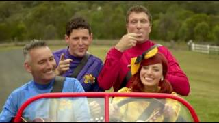 The Wiggles- BRC is the Big Red Car