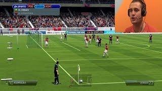 FIFA 14 PSG vs Monaco [Srpski Gameplay] ☆ SerbianGamesBL ☆